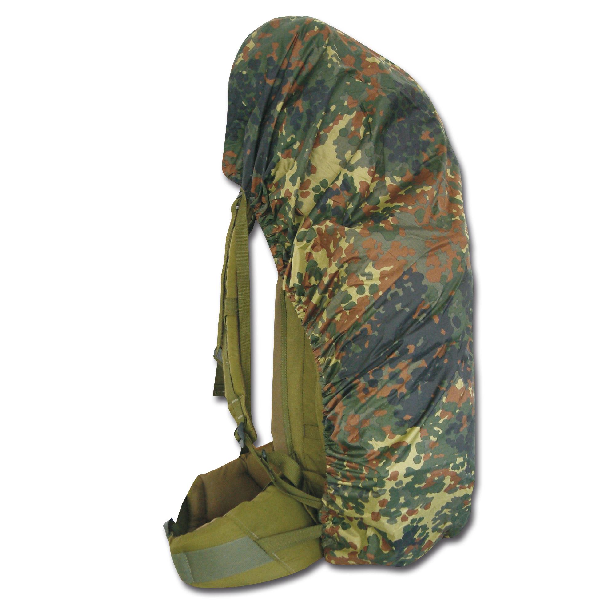 Backpack Cover flecktarn III