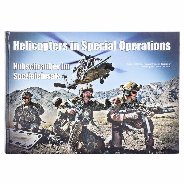 Book Helicopters in Special Operationseinsatz