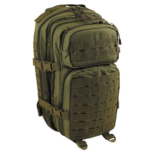 MFH Backpack US Assault I Basic olive