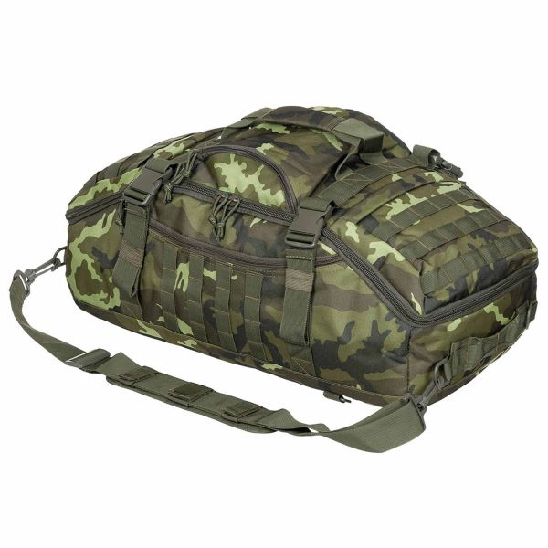 MFH Backpack Travel Bag M 95 CZ Camouflage