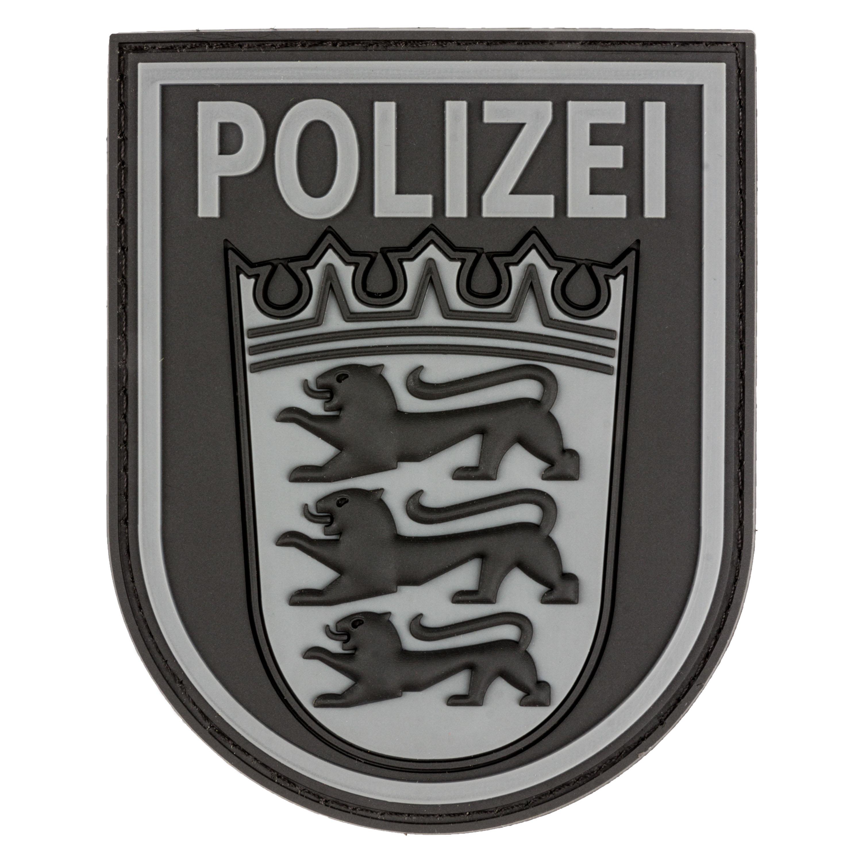 3D Patch Polizei Baden-Württemberg swat