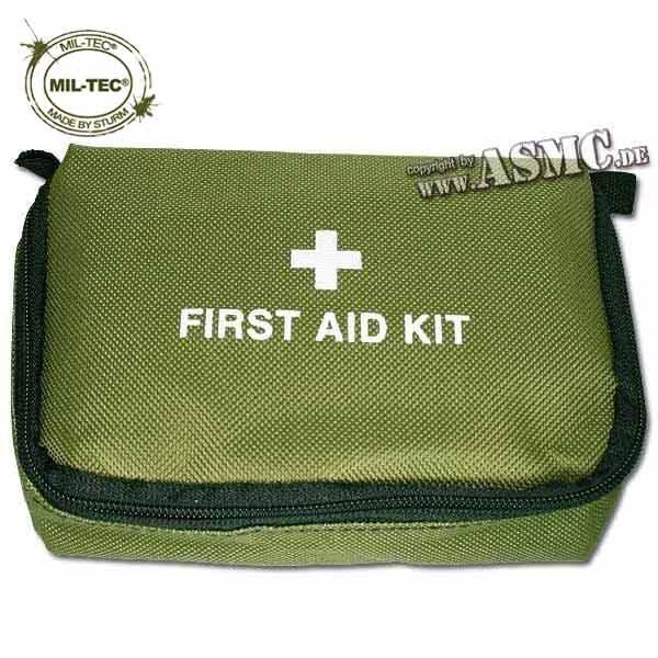 First-Aid Kit Mil-Tec Small olive