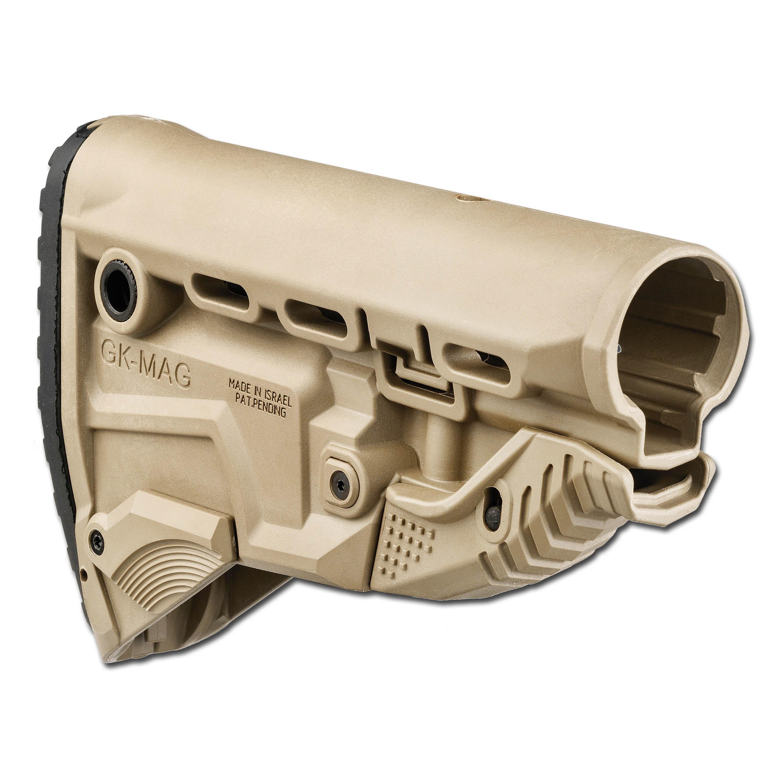 FAB Defense Survival Sliding Stock GL-Mag AK sand