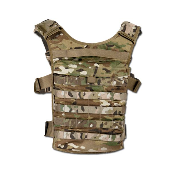 TT Paratrooper Back Plate multicam