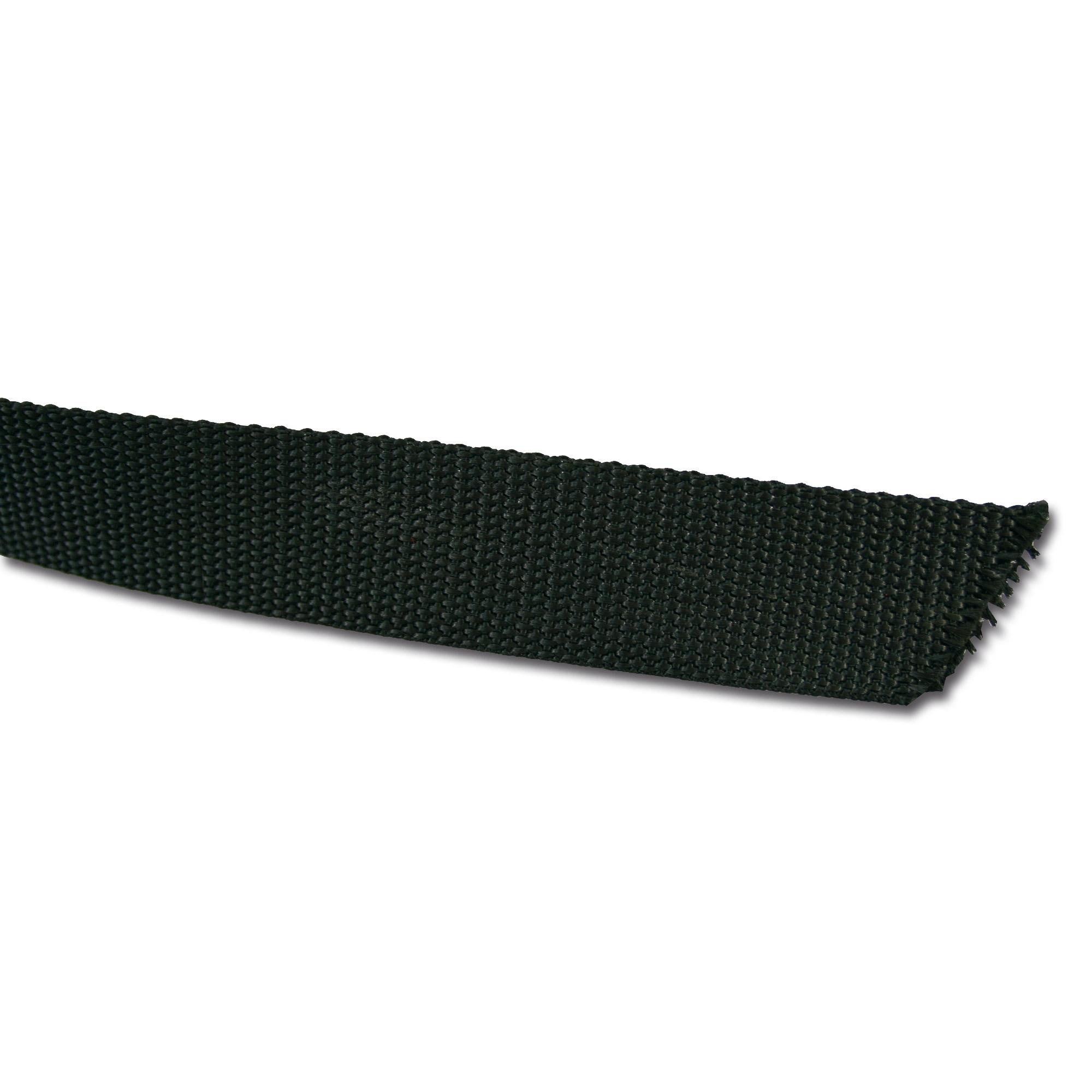 U.S. 30 mm Weaved Band Bulk black