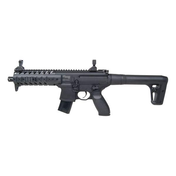 Co2 Assault Rifle Sig Sauer MPX Black
