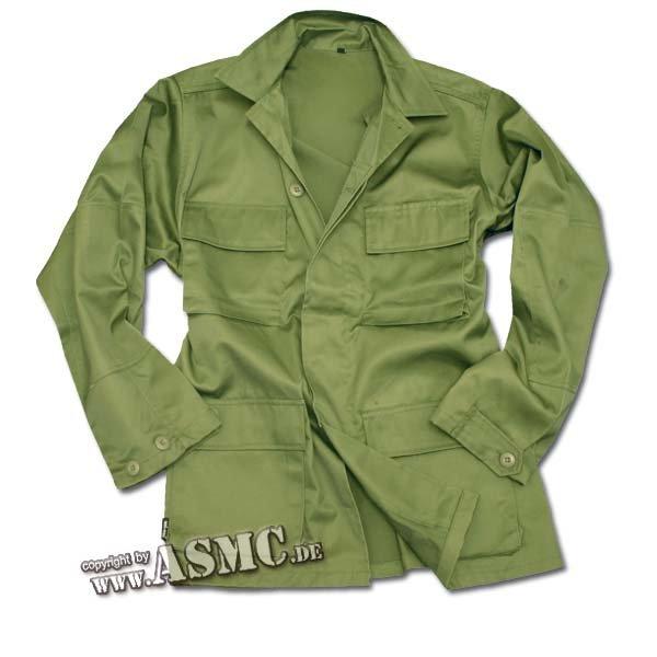 Shirt BDU Style olivgreen
