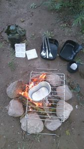 Outdoorküche !