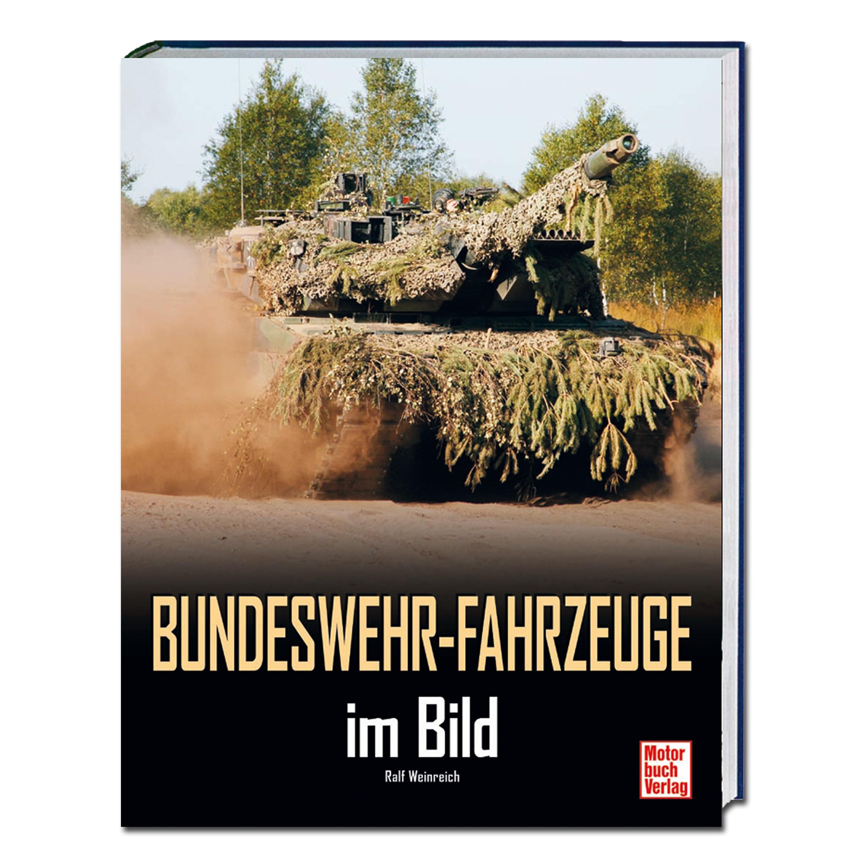Book Bundeswehr-Fahrzeuge im Bild