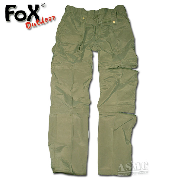 Outdoor Pants olive green