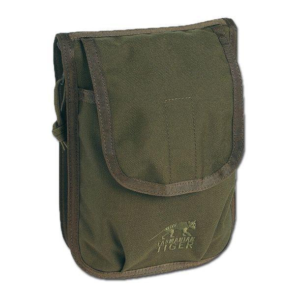 TT Notebook Pocket olive II