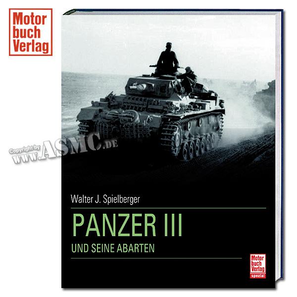 """Book """"Panzer III und seine Abarten"""""""