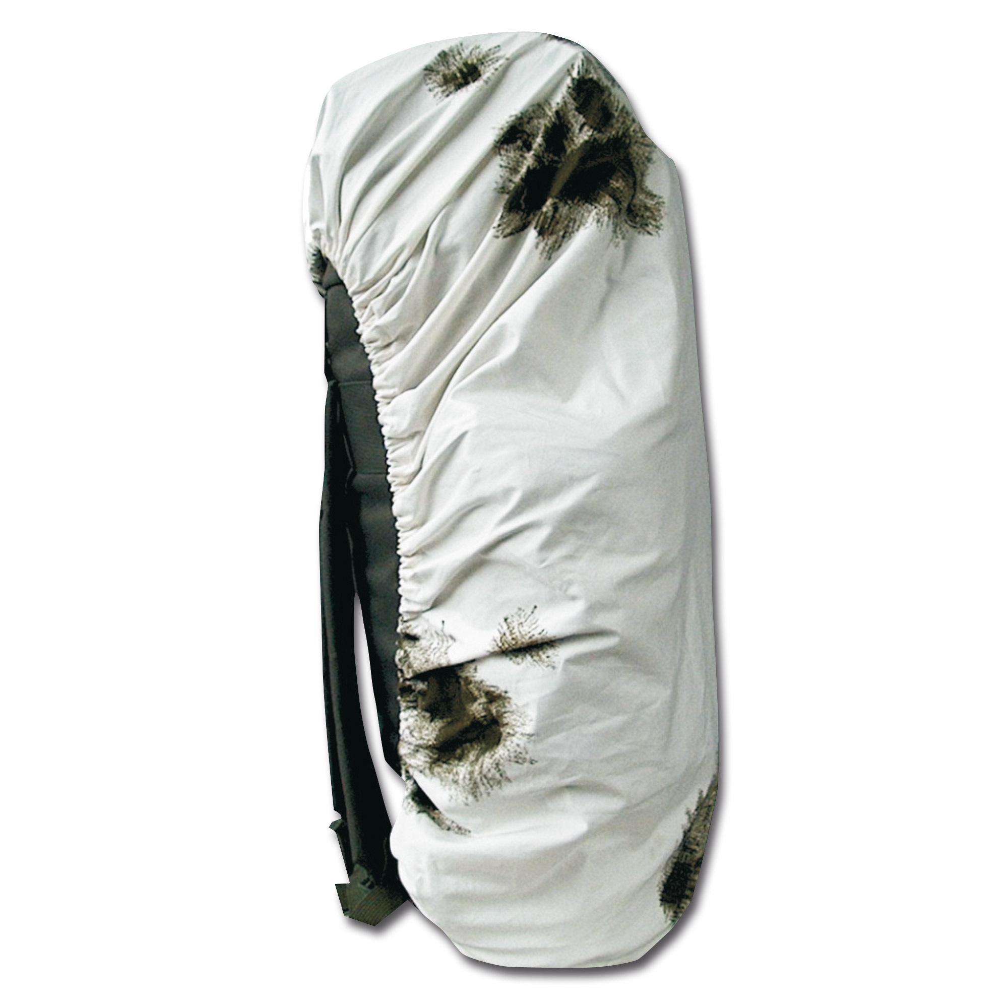 Backpack Cover snow camo size II