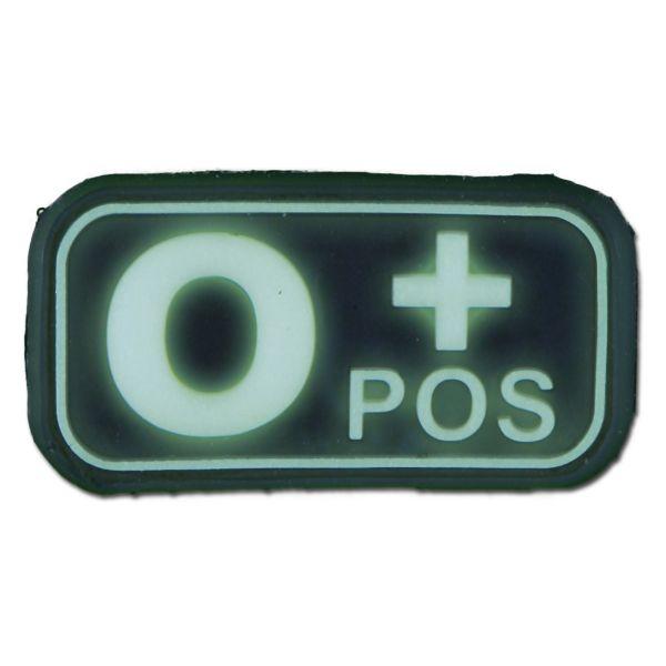 3D Blood Patch 0 Pos GID