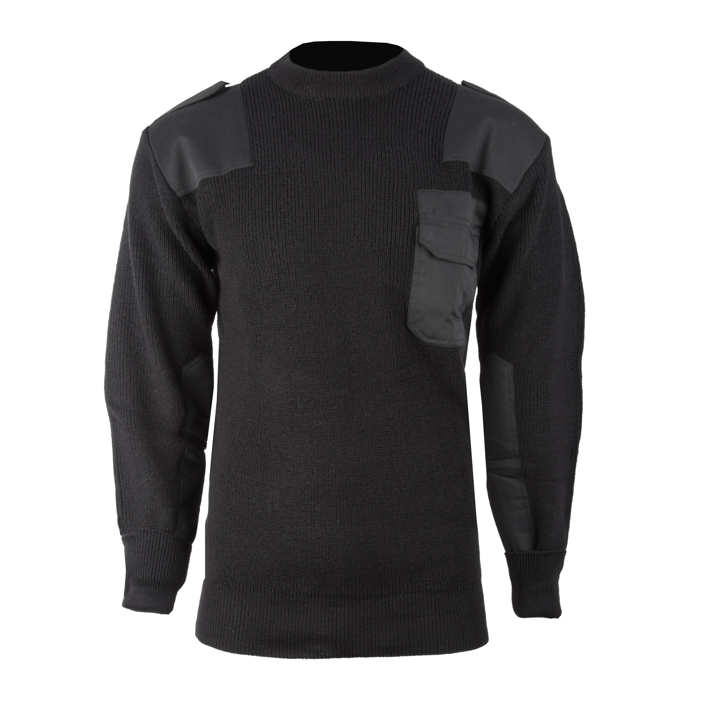 German Army Sweater black