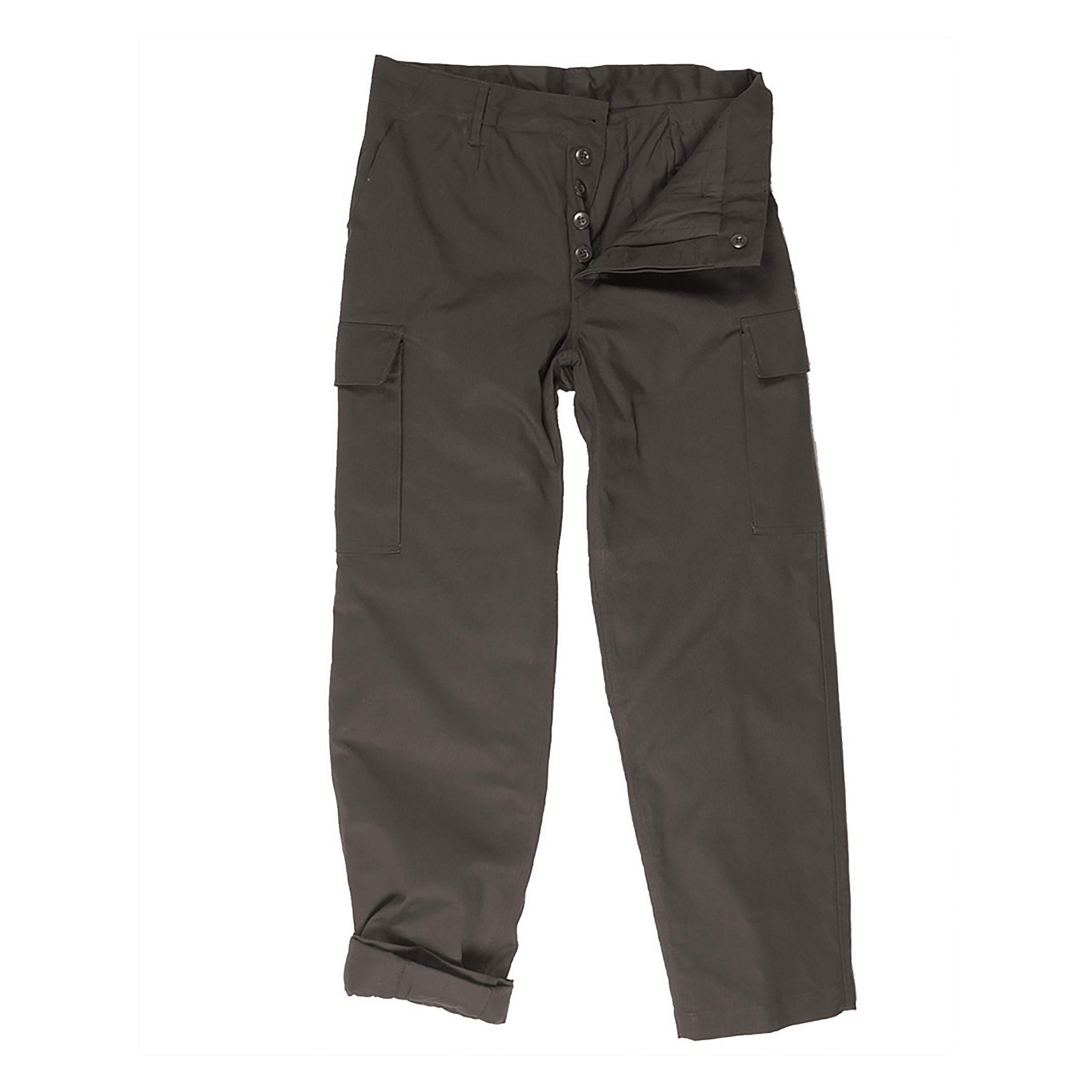 BW Moleskin Pants with Thermo black