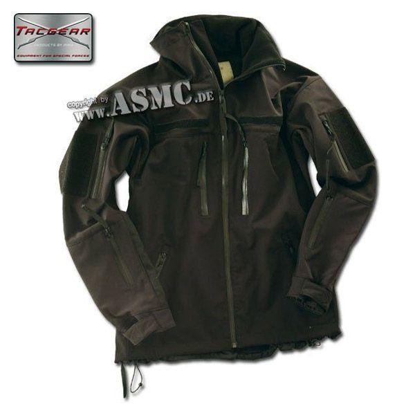 Softshell Jacket TacGear black