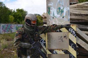 BW Kampfhandschuhe