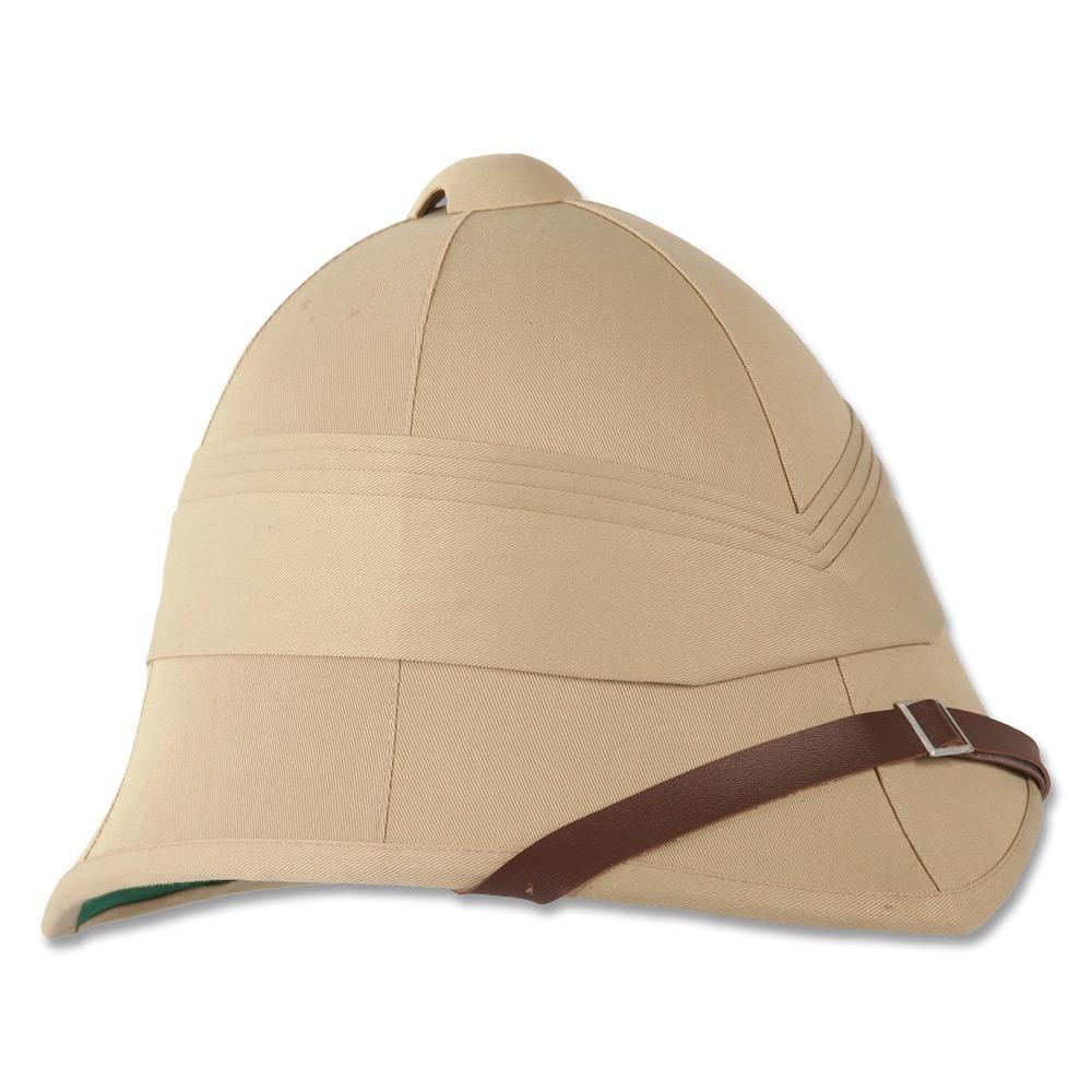 British Tropical Helmet khaki