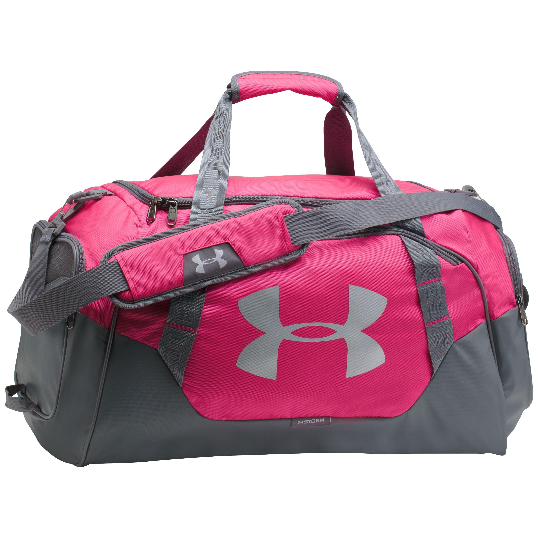 Under Armour Sport Bag Undeniable Duffle 3.0 Medium pink