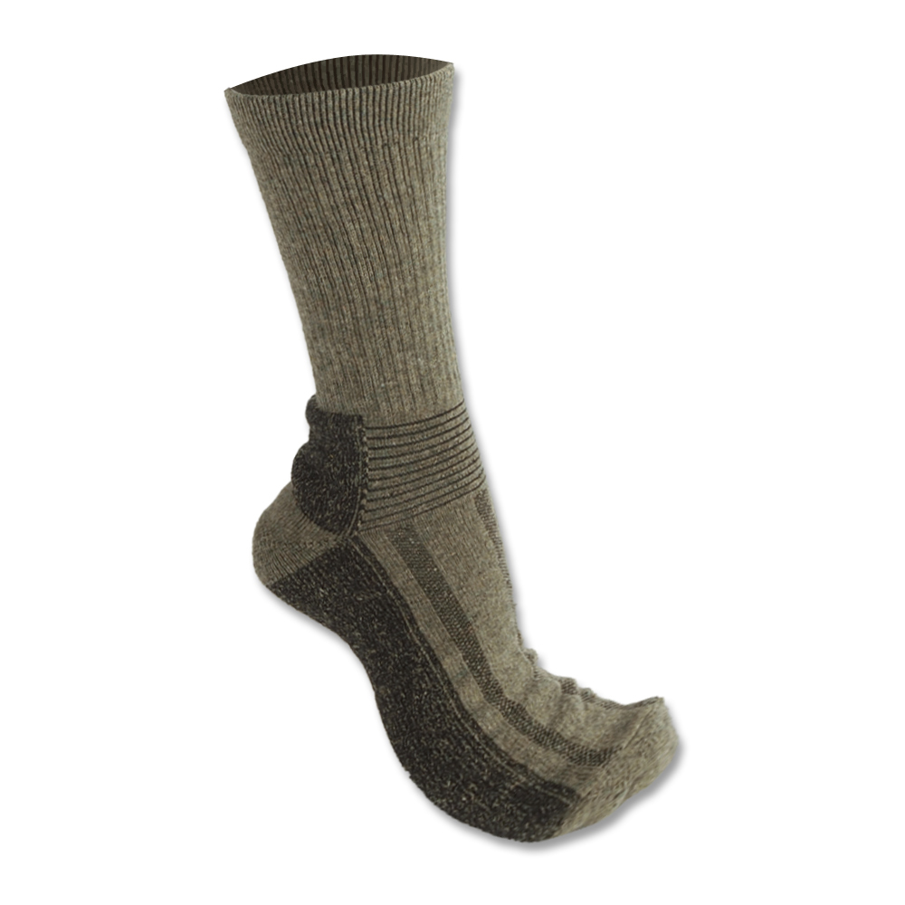 Swedish Boot Socks olive