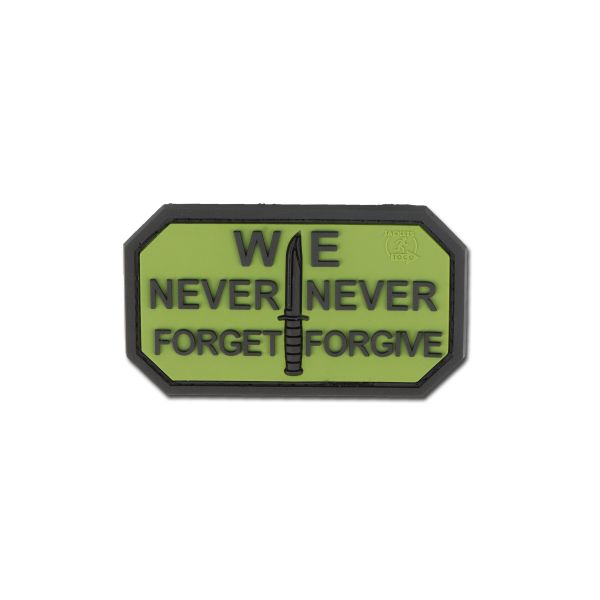 3D-Patch We Never Forget forest