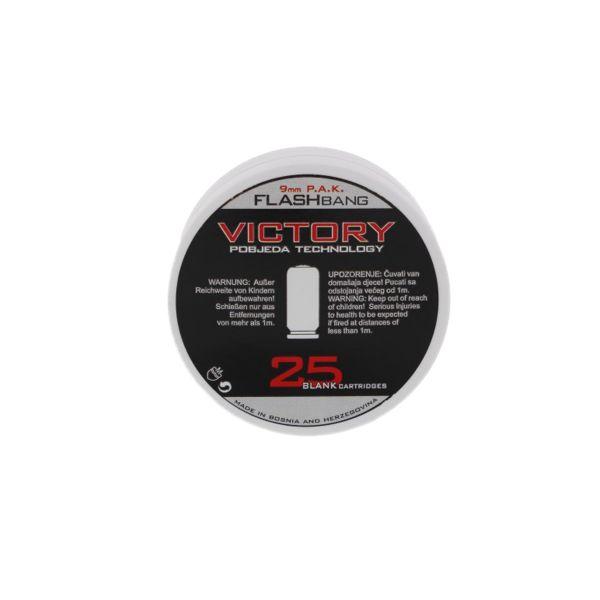 Victory Blank Rounds Flashbang Cal. 9mm