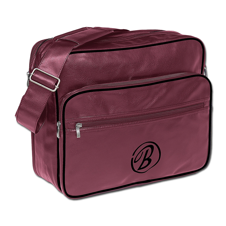 Shoulder Bag Brandit College Bag bordeaux