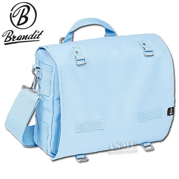 Shoulder Bag Large light blue