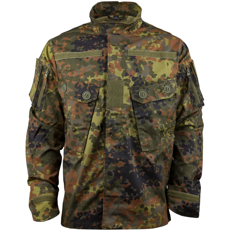 Field Blouse TacGear Commando flecktarn