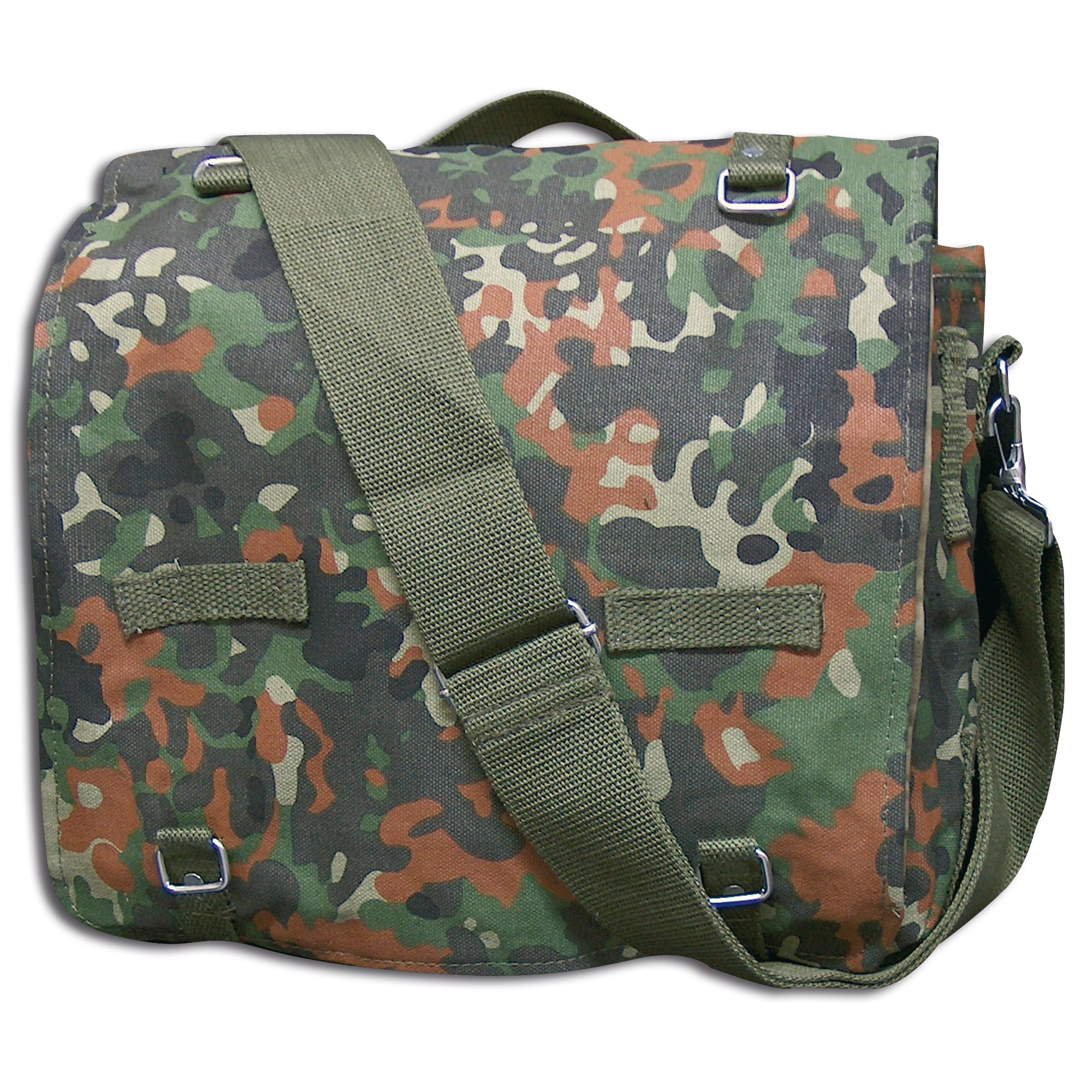 German Military Bag flecktarn