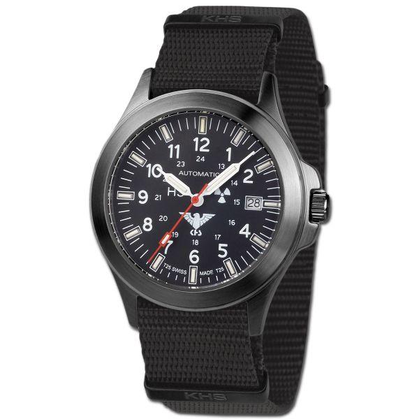 Wristwatch KHS Black Platoon H3 Automatic