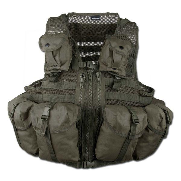 Tactical Vest Mil-Tec Modular olive green