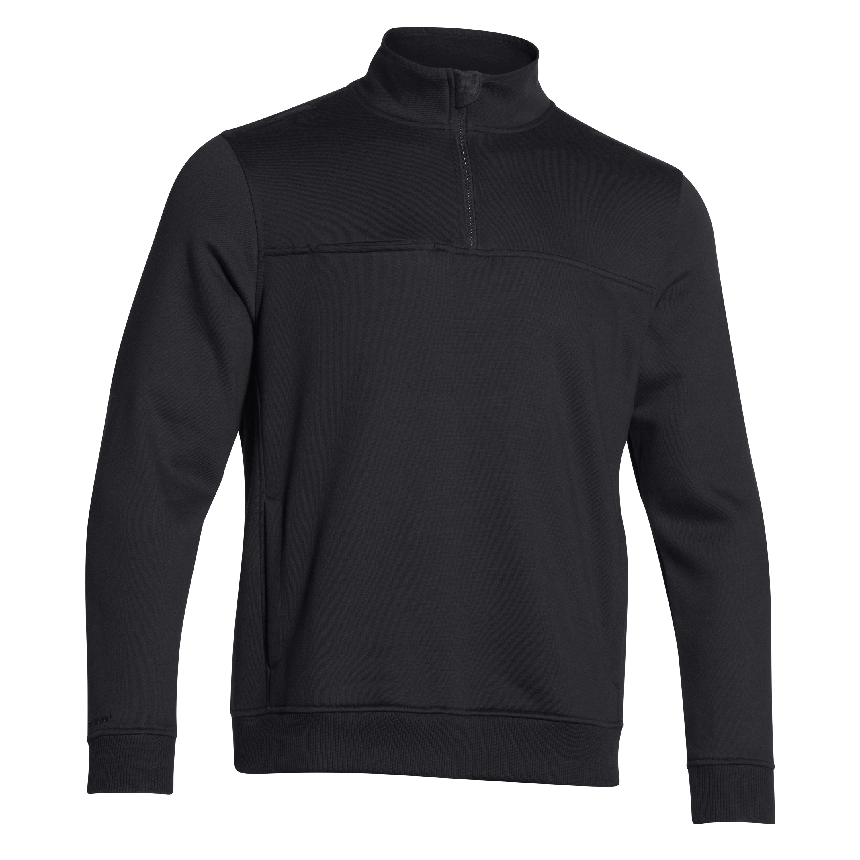 Under Armour Long Sleeve Shirt Tactical Job Fleece black