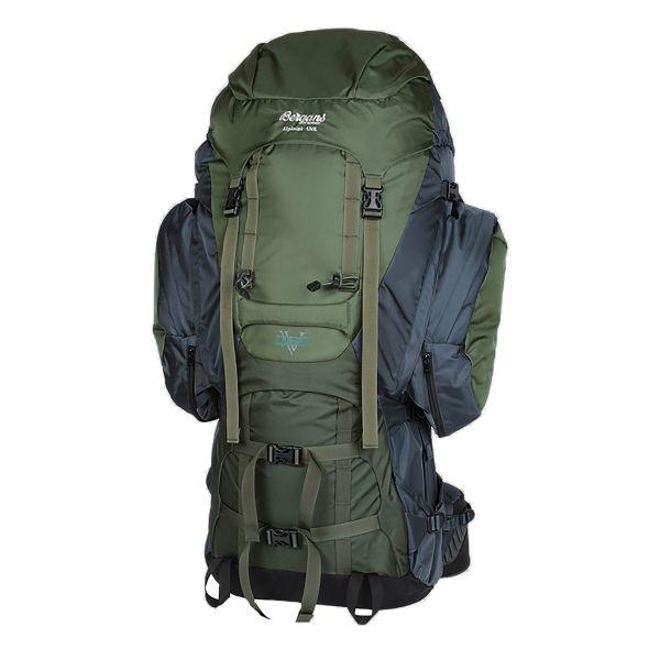 Bergans Backpack Alpinist 110 L dark green