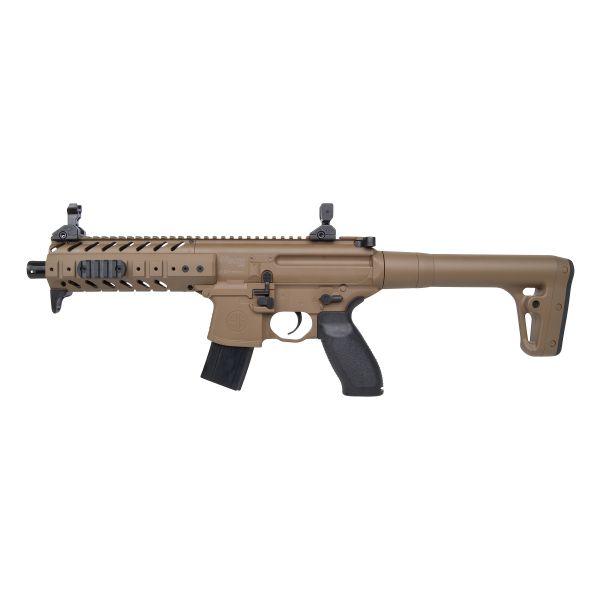 Co2 Assault Rifle Sig Sauer MPX Dark Earth