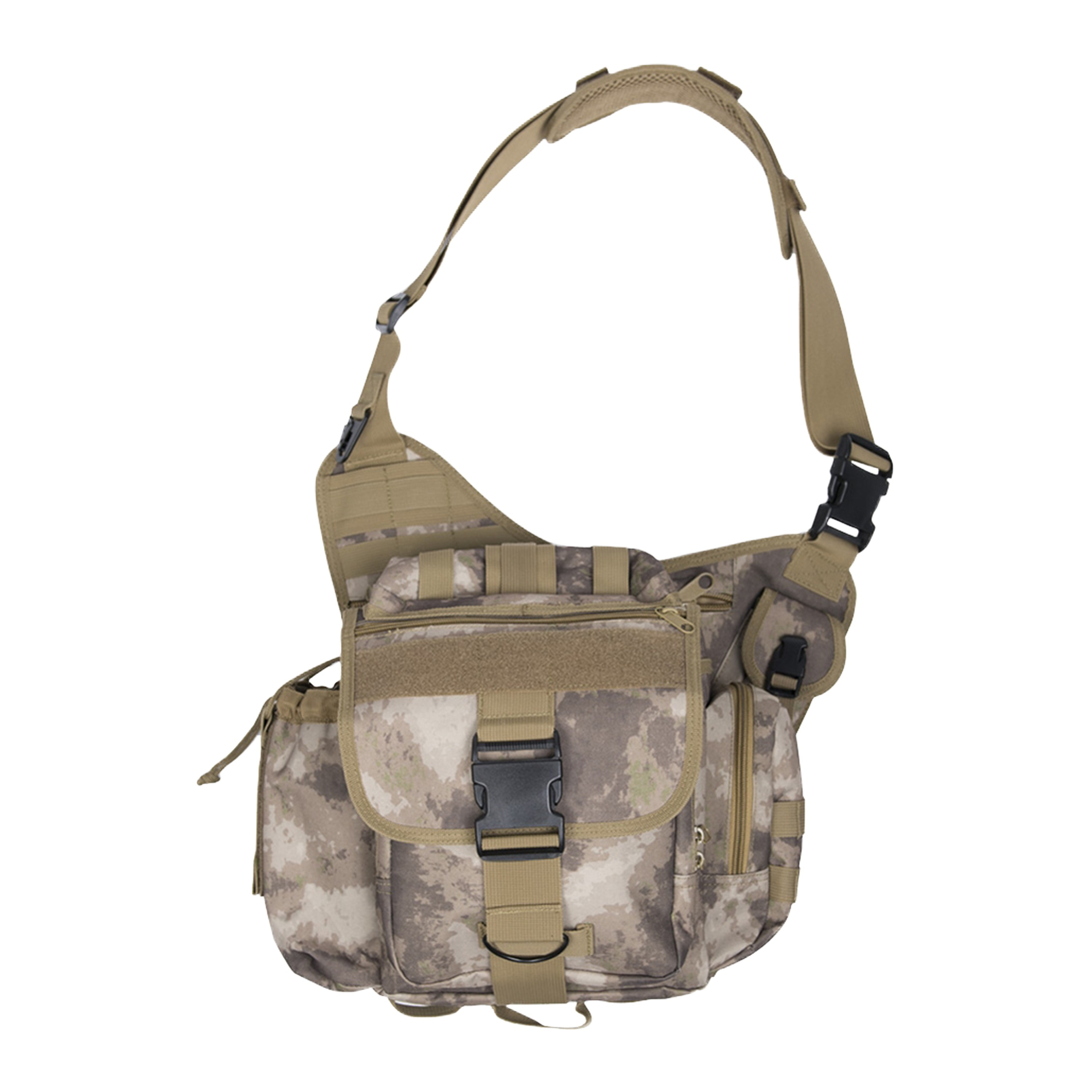 Single Strap Side Pack MIL-TACS AU