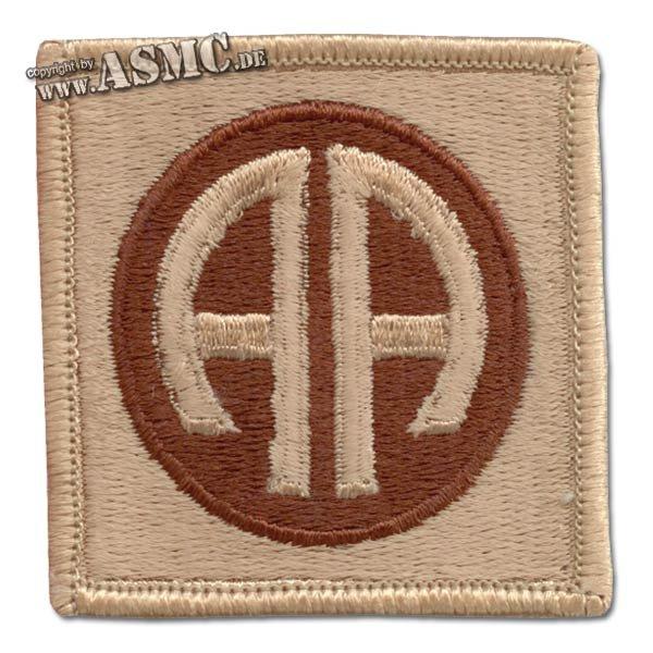 Insignia U.S. 82nd Airborne desert