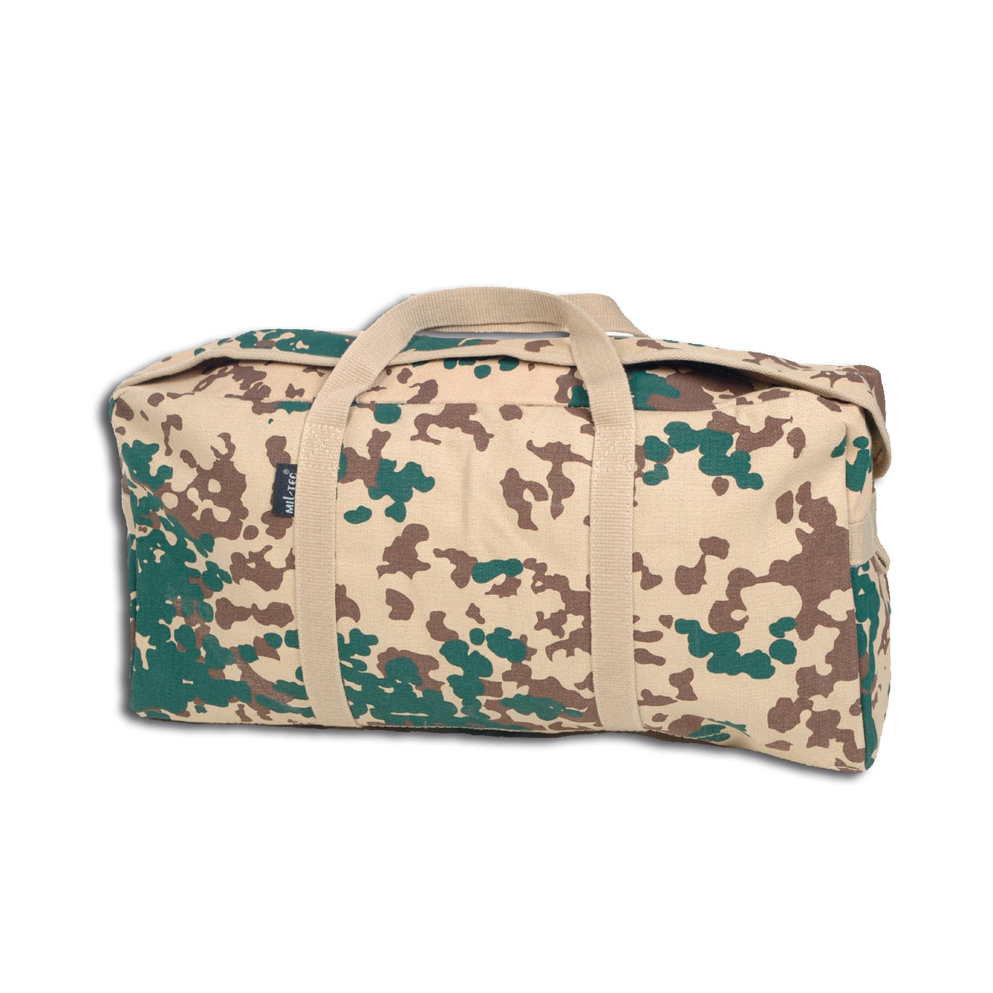 Canvas Carrying Bag Medium fleckdesert