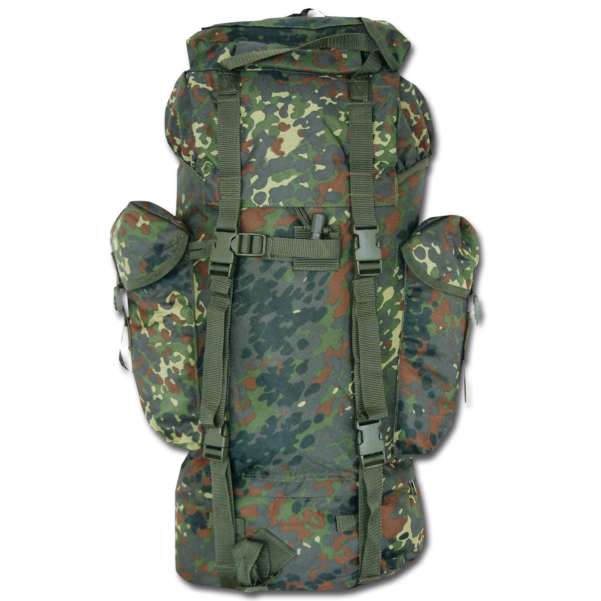 BW sac à dos combat 65 L Tactical Camo Armée Trekking BRANDIT Armée Sac à dos