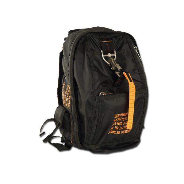 Backpack Deployment Bag 6 black