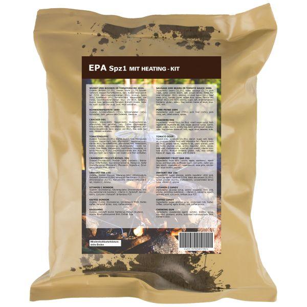 EPA Spz1 with Heating-Kit