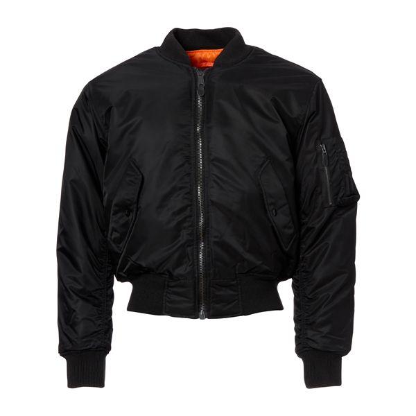 Flight Jacket MA-1 Style black