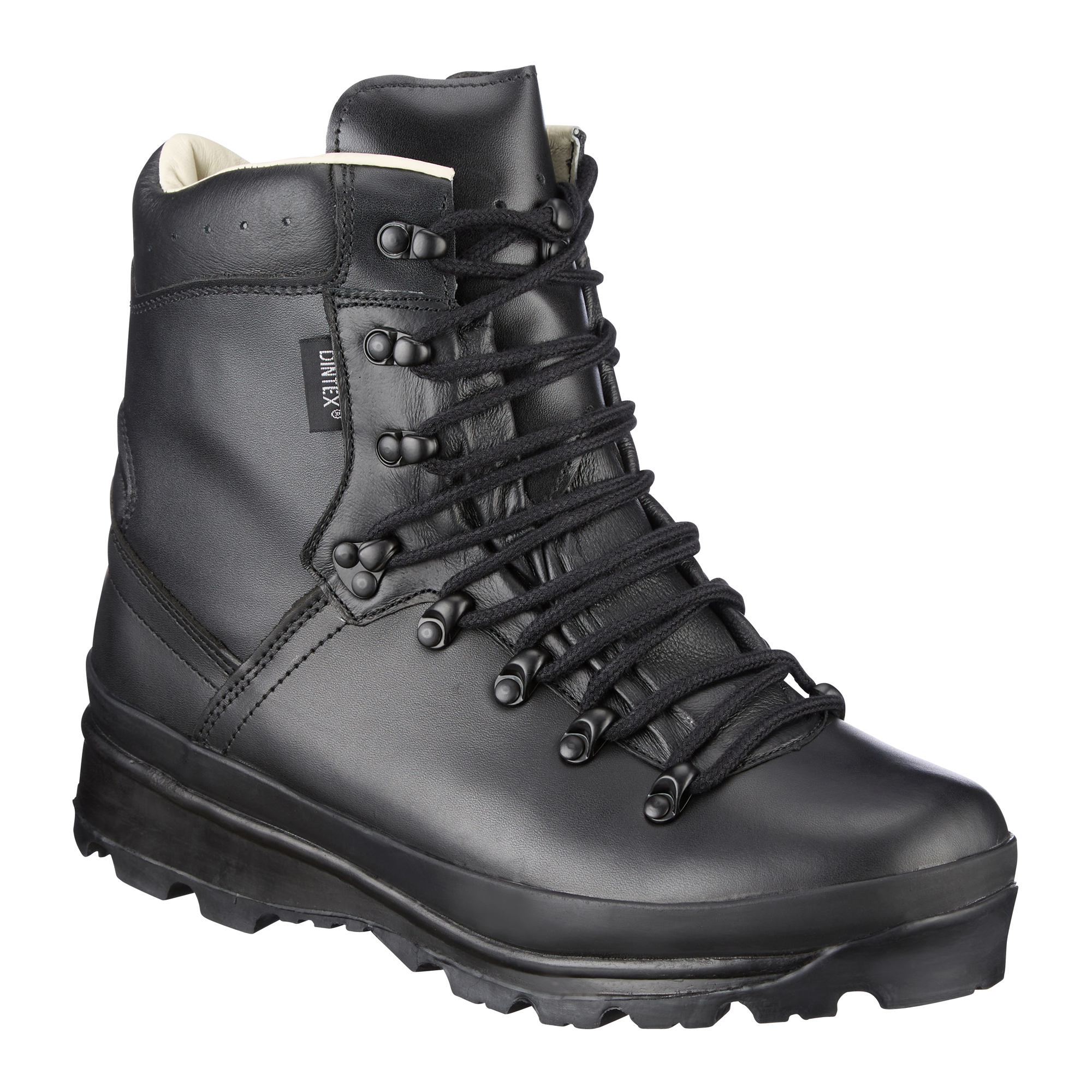 German Army Style Mountain Boot