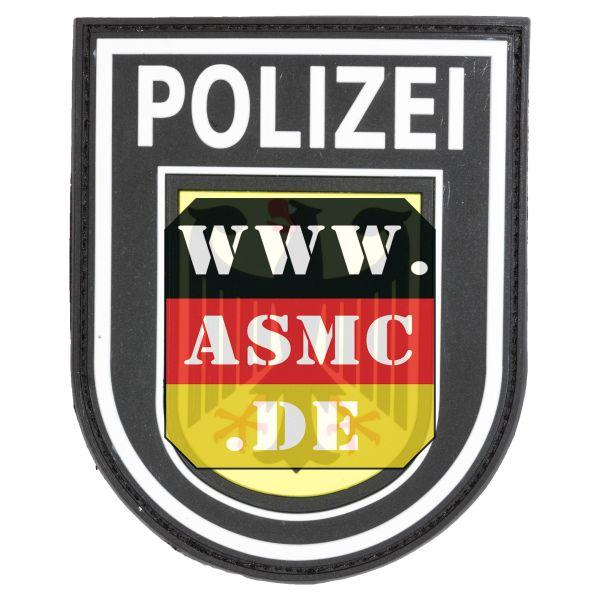 3D-Patch Bundespolizei full color