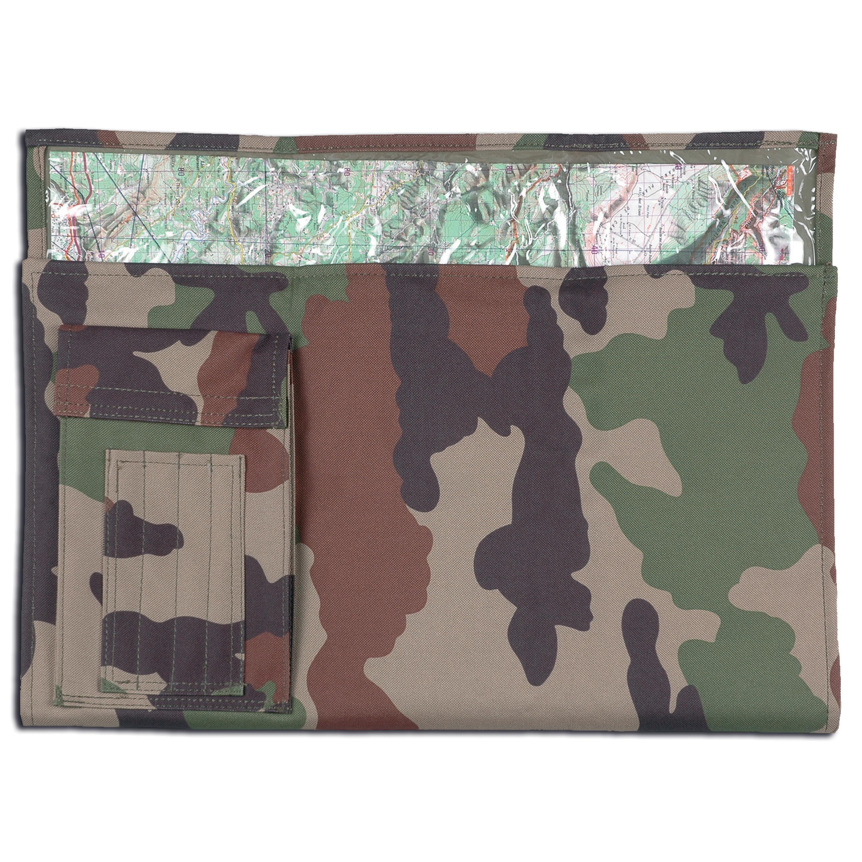 Folding Map Case CCE-camo