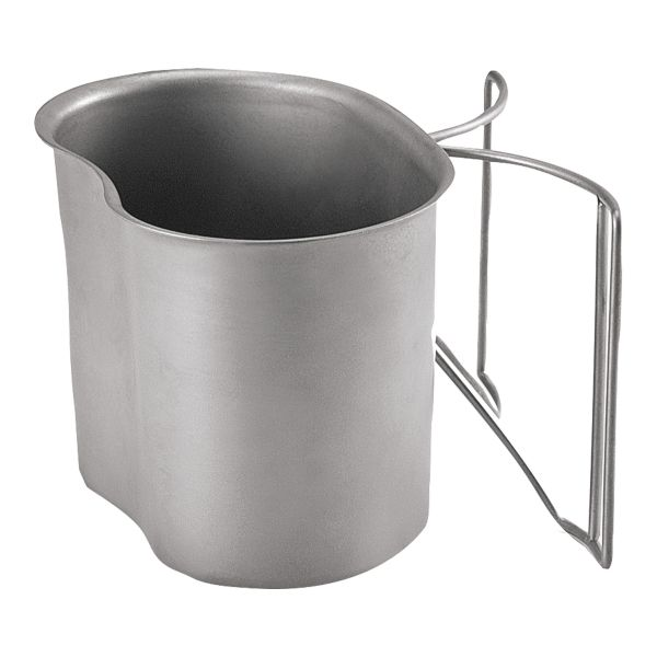 U.S. Canteen Cup Stainless Steel
