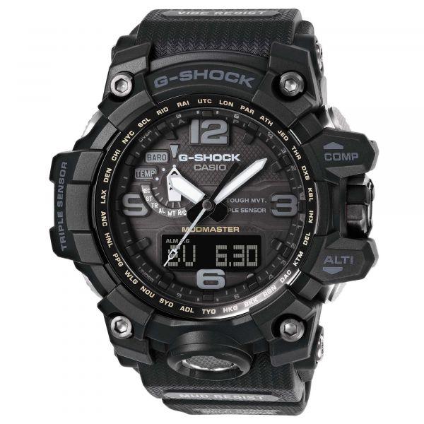 Casio Watch G-Shock Mudmaster GWG-1000-1A1ER black