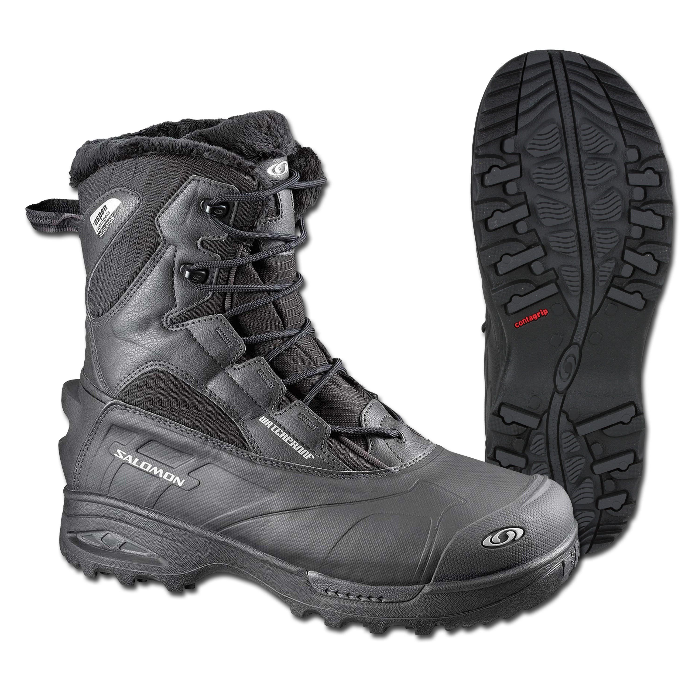 Shoes Salomon X Ultra MID GTX black