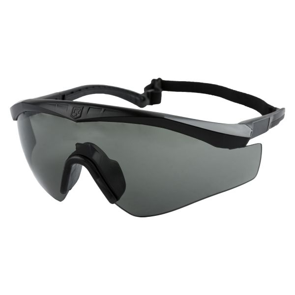 Revision Sawfly Max-Wrap Glasses Basic smoke
